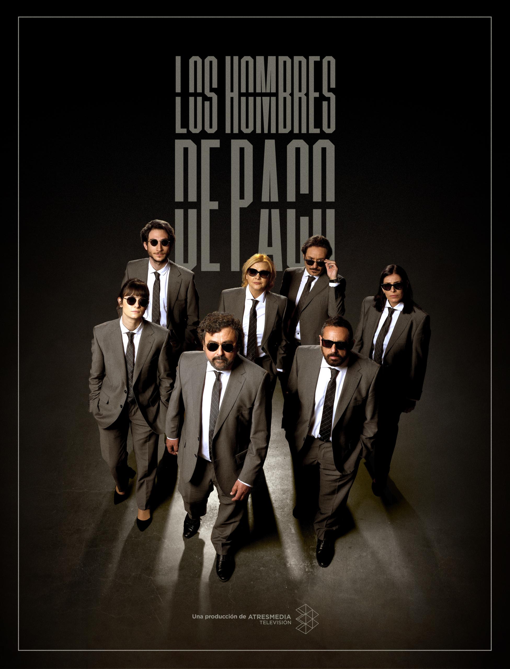 'Los Hombres de Paco' llega a la pantalla de ATRESERIES
